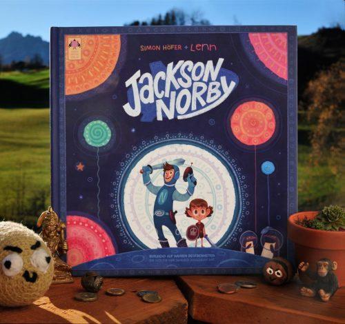 Jackson Norby by Simon Höfer