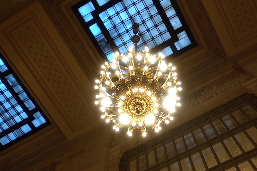 Explore Grand Central Station NYC