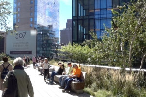 NYC High Line Park